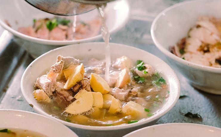 2 Resep Sop Ayam Pak Min Resep Nutrisi Ayam
