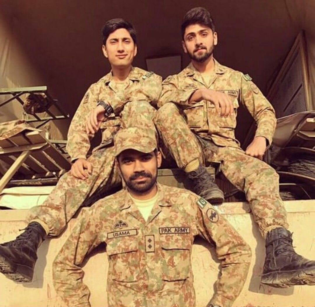 Army boys picture 3