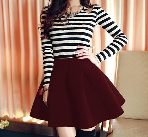 Lovely Skirt For Autumn