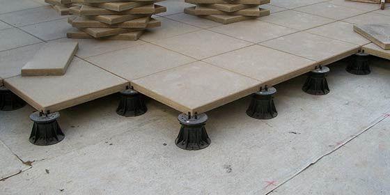 Versijack Deck Amp Paver Pedestal System Details Raised