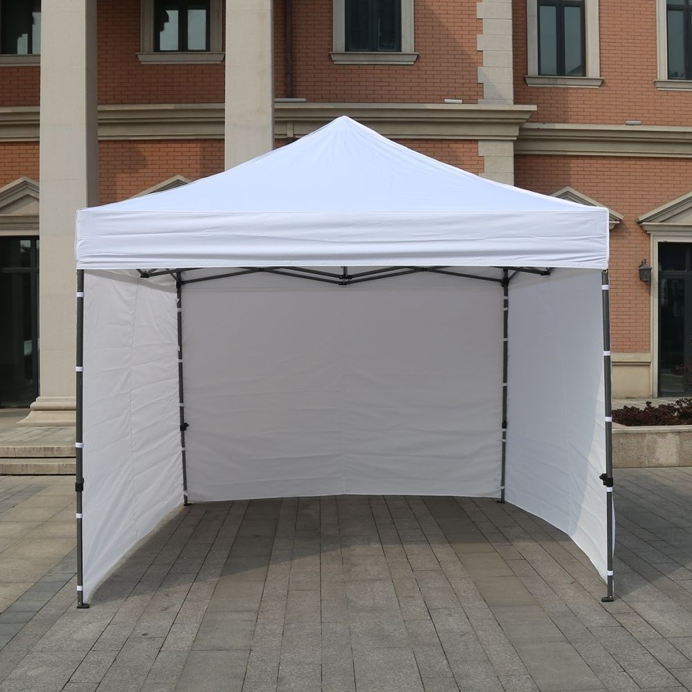 New Ez Pop Up Canopy 10 X 10 Commercial Fair Vending Tent 100 Waterproof Diy Tent Canopy Canopy Tent Diy Canopy
