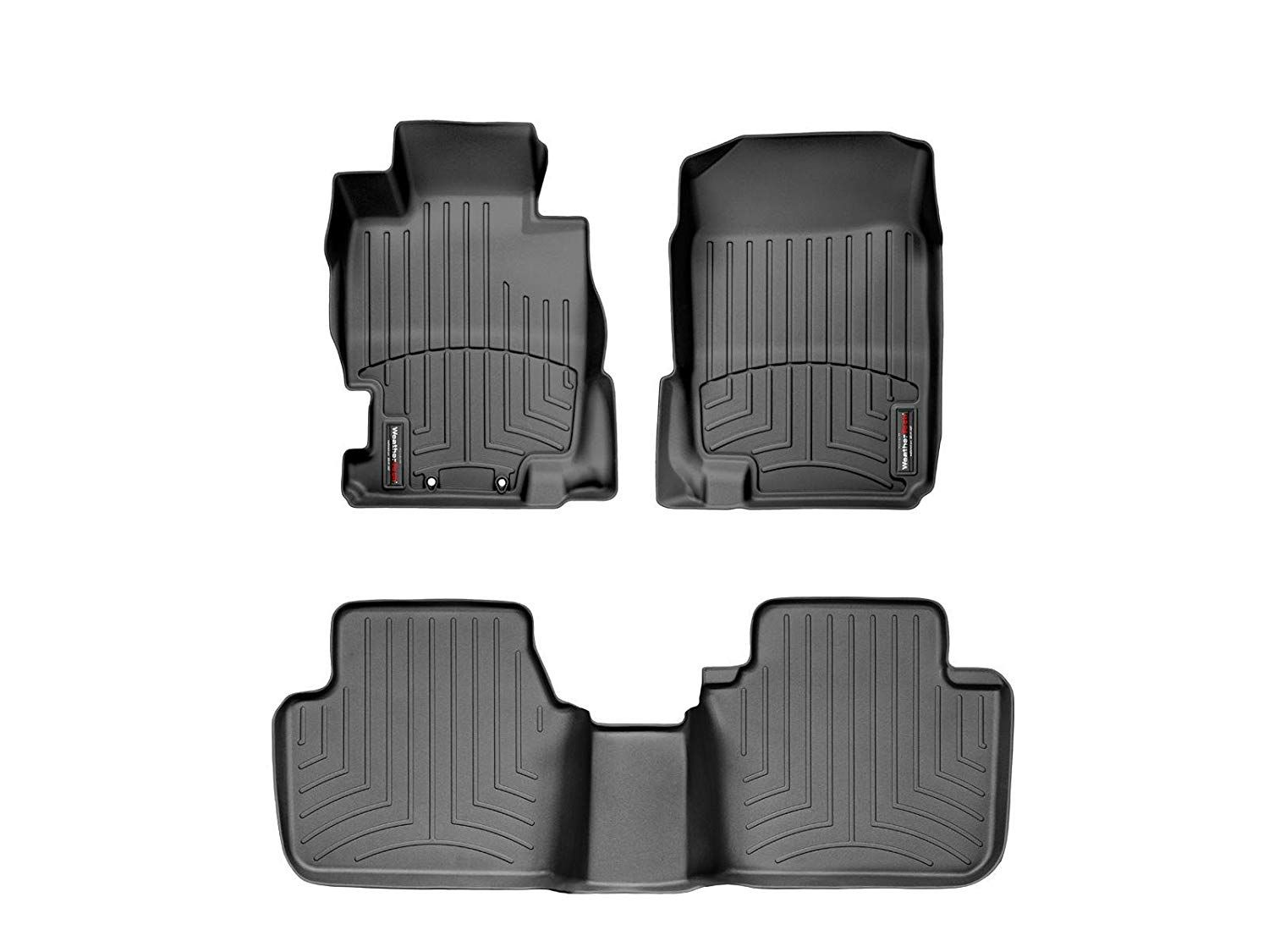 Weathertech 4415012 Front and Rear Floorliners Price
