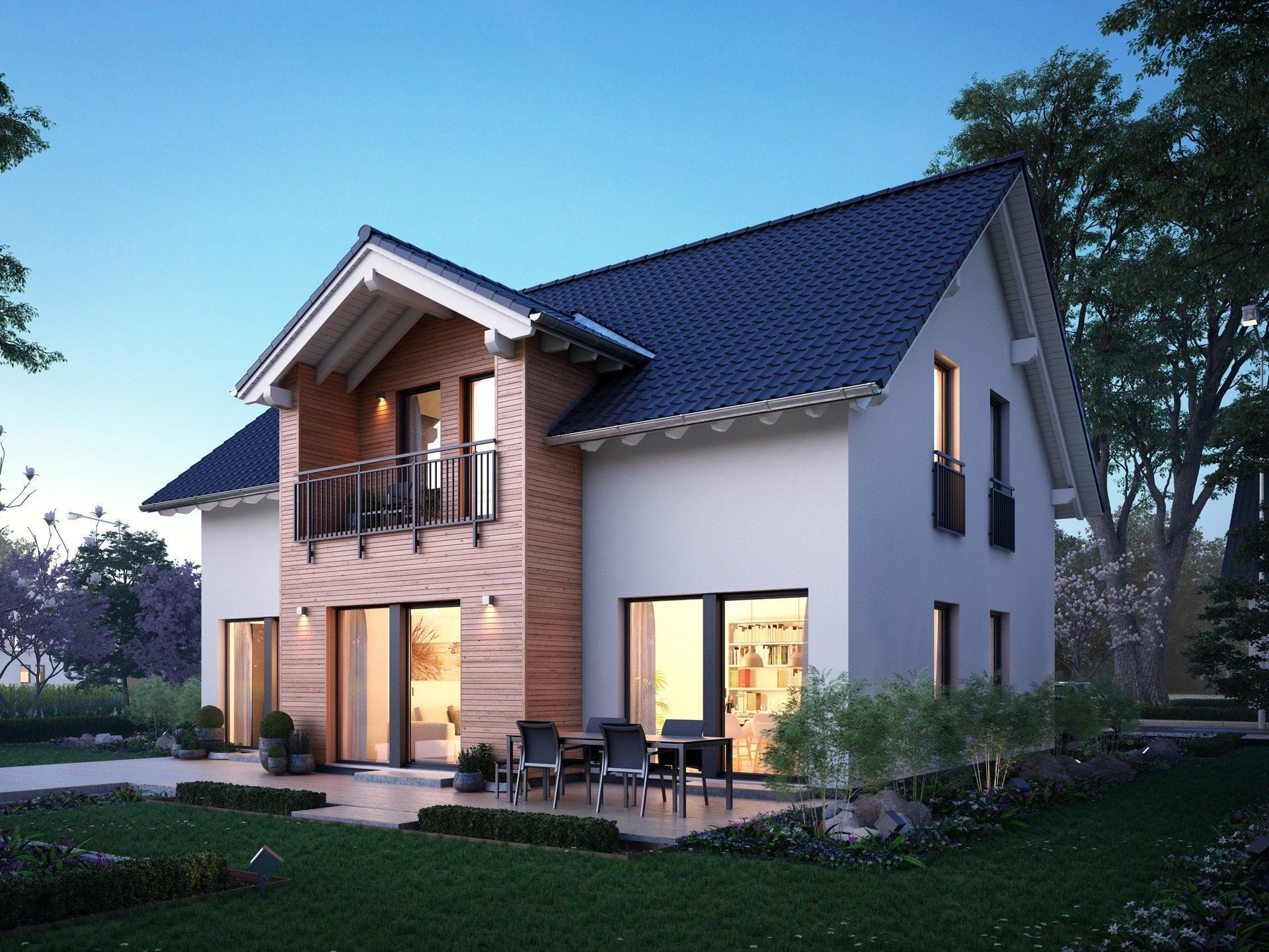 Photo of Massa House – der Pionier des Erweiterungshauses   Musterhaus.net, #Exp