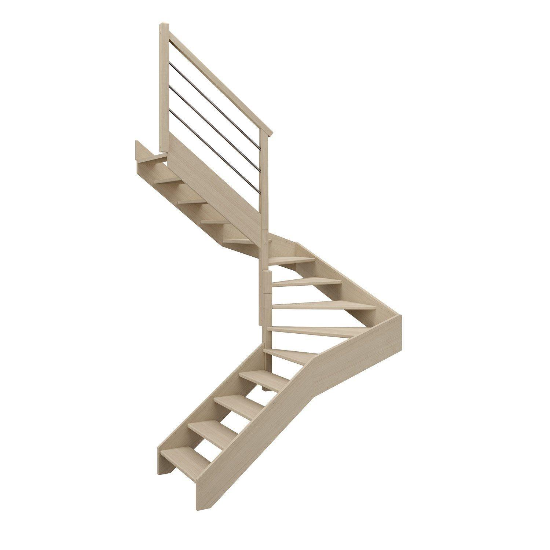Amenagement De Combles Avec Escalier Hetre Massif Home Decor