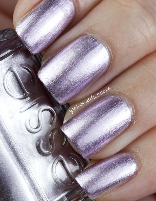 A Polish Addict: Essie Mirror Metallics Collection Swatches ...