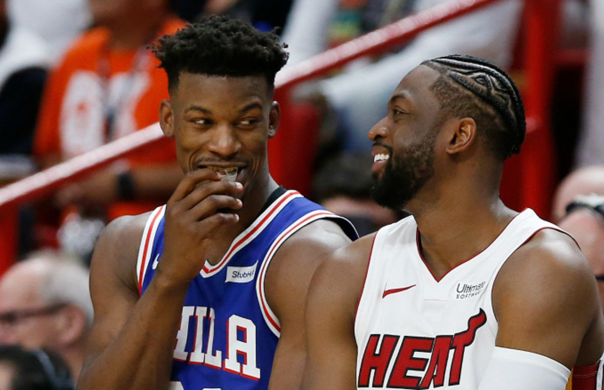 Jimmy Butler Reportedly Wants To Sign With Heat In 2020 Miami Life Butler One Team