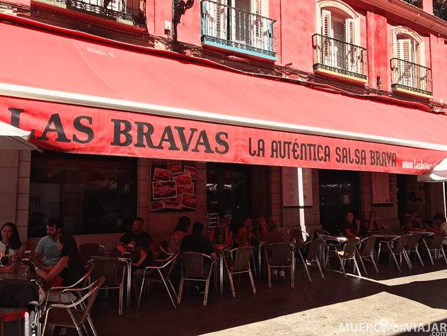 Donde Comer En Madrid Mueroporviajar Blog De Viajes Y Escapadas Viajes Bar De Tapas Madre
