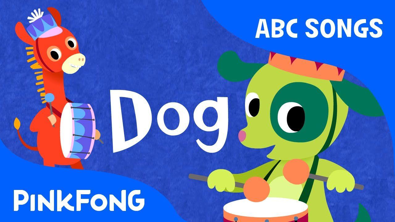 D Dog ABC Alphabet Songs Phonics PINKFONG Songs
