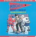 Hockey Night Tonight by Stompin Tom Connors: The beloved Hockey Night Tonight song by the Canadian singer Stompin' Tom Connors is brought to life in this 24-page board book for toddlers. This song features an action-packed hockey game between the Toronto Maple Leafs and the Montreal Canadiens and has become a classic...
