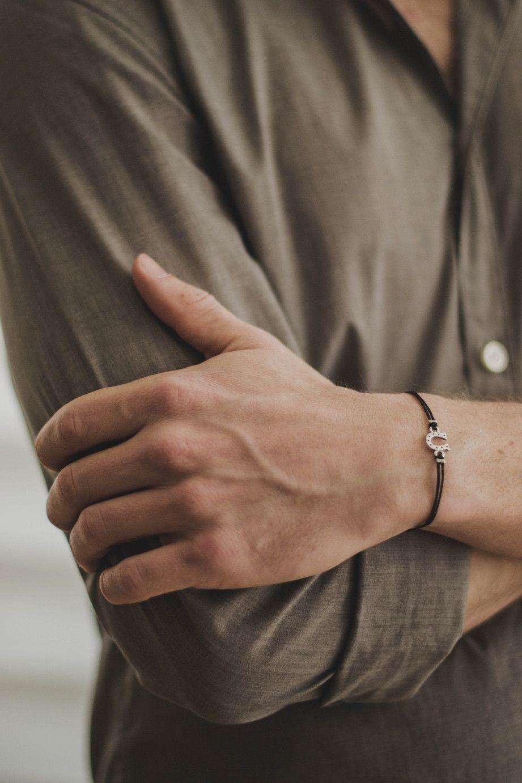 Horseshoe Bracelet For Men