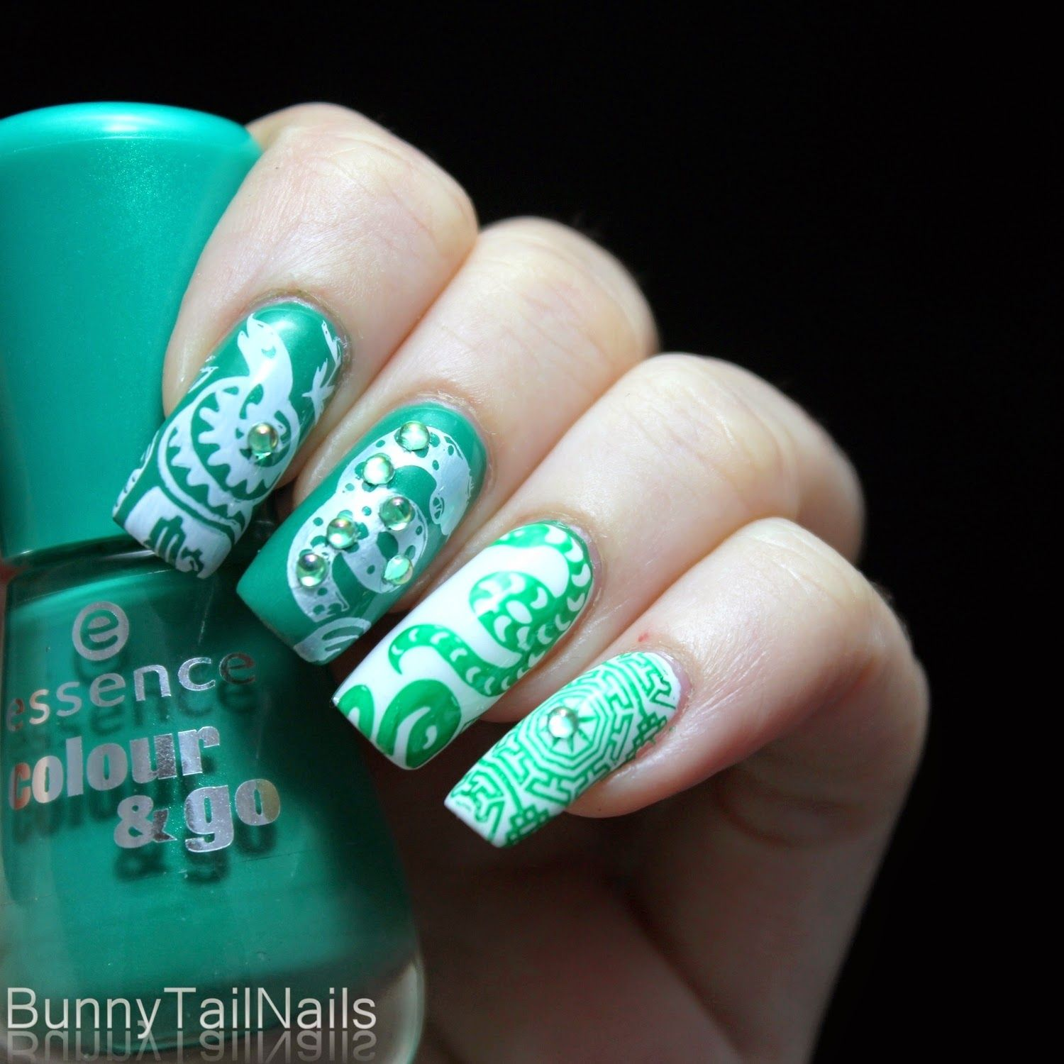 BunnyTailNails: Why Can't Every Year Be the Year of the Rabbit?