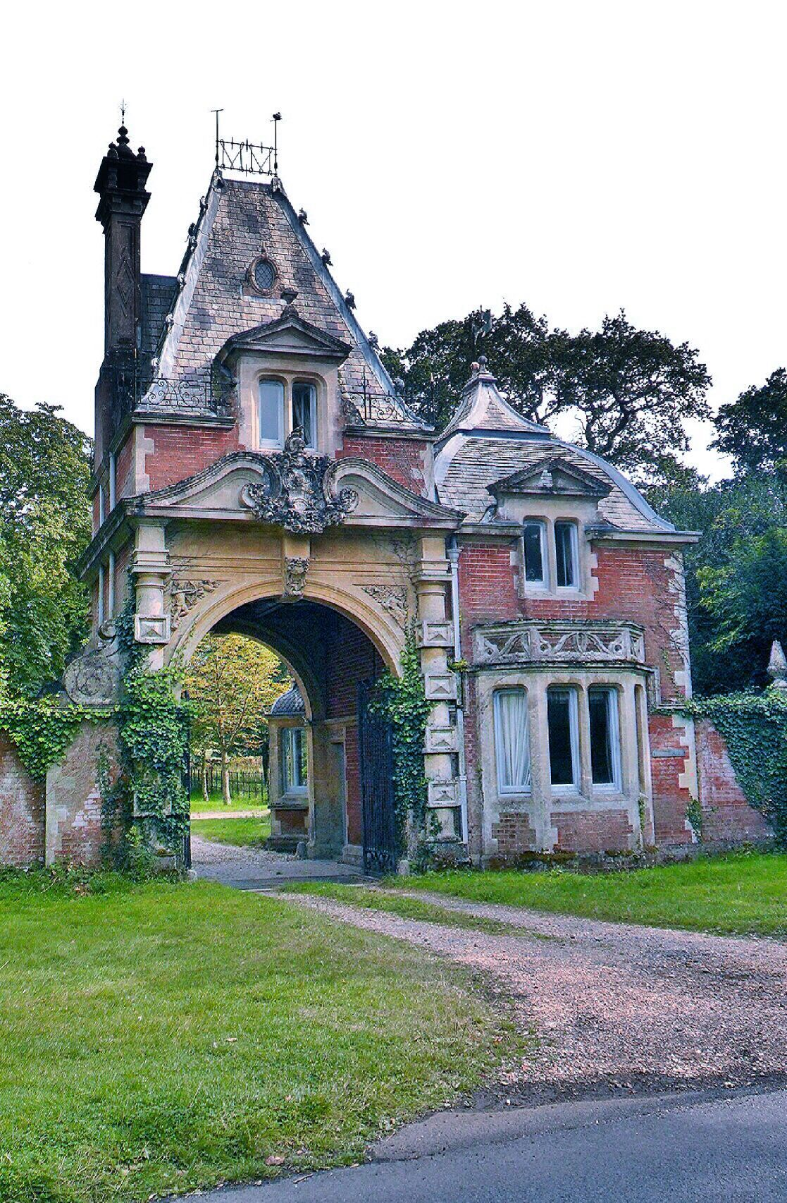 Have you ever dreamed of living in a story book French Chateau Well you can hav