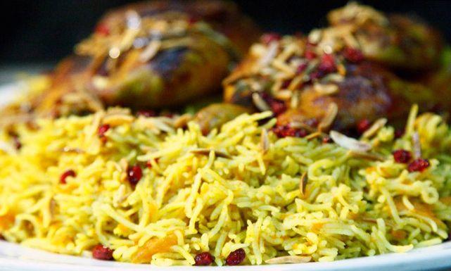 Just Food طريقة عمل كبسة دجاج بالزبادي بالصور Food Food And Drink Rice
