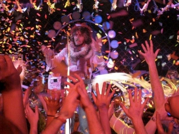 The Flaming Lips. They make one of my favorite albums, Yoshimi Battles the Pink Robots.