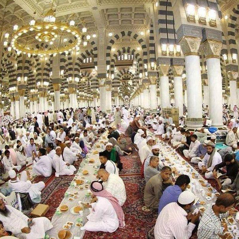 Ramadan Fasting In Makkah And Madinah During Umrah Hajj And Umrah Usa Ramadan Islam Facts Islam