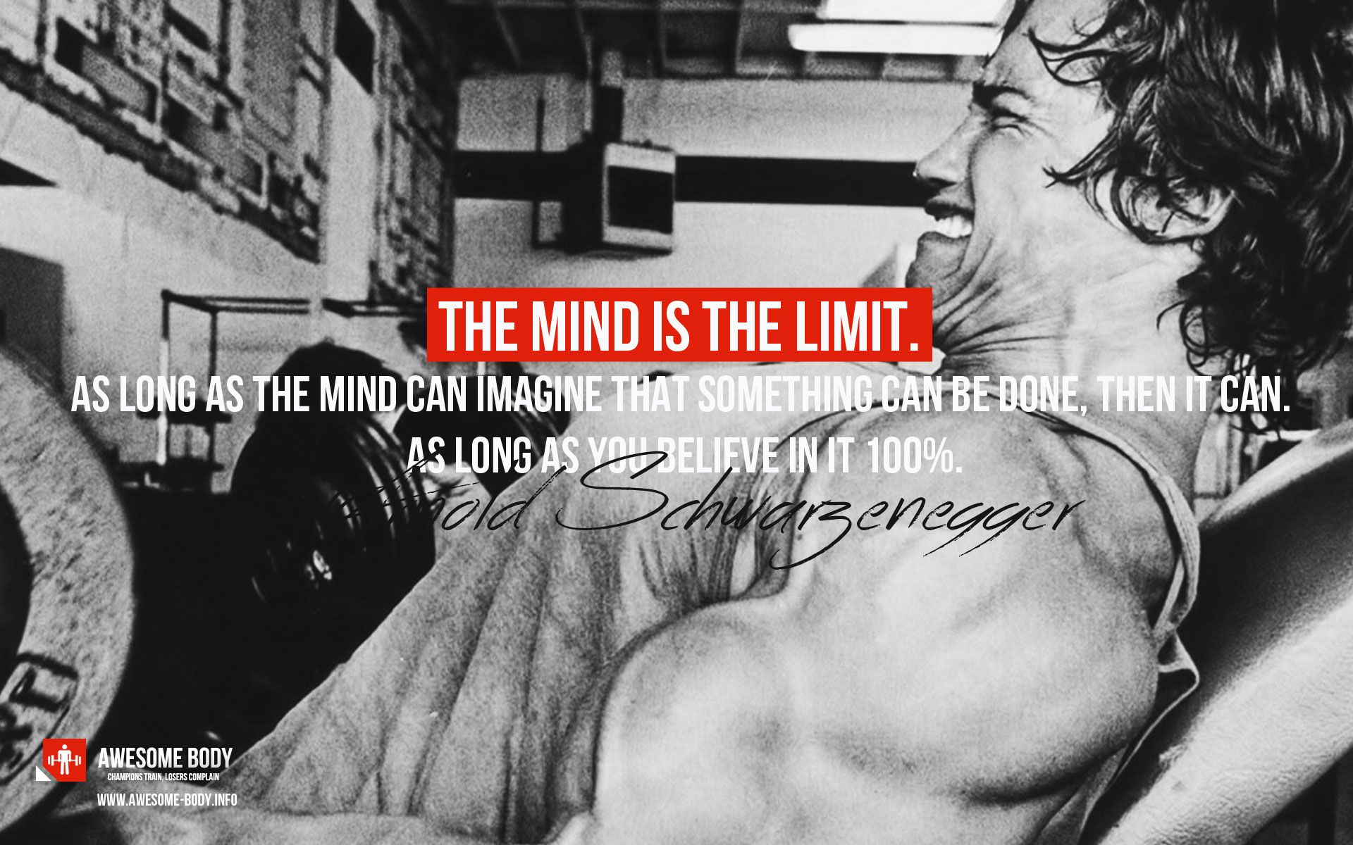 arnold schwarzenegger motivational wallpaper quotes