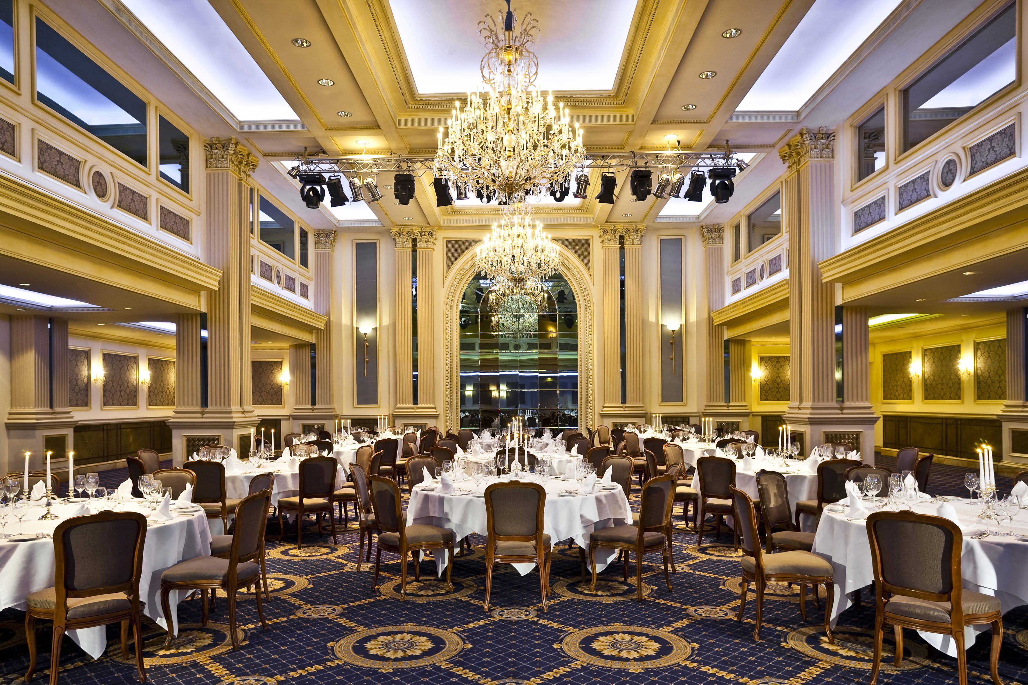 Meeting and event spaces at hilton austria hotels vienna and - Grand Hotel Wien Ballroom Luxpitality Grandhotelwien Ballroom Vienna Venue
