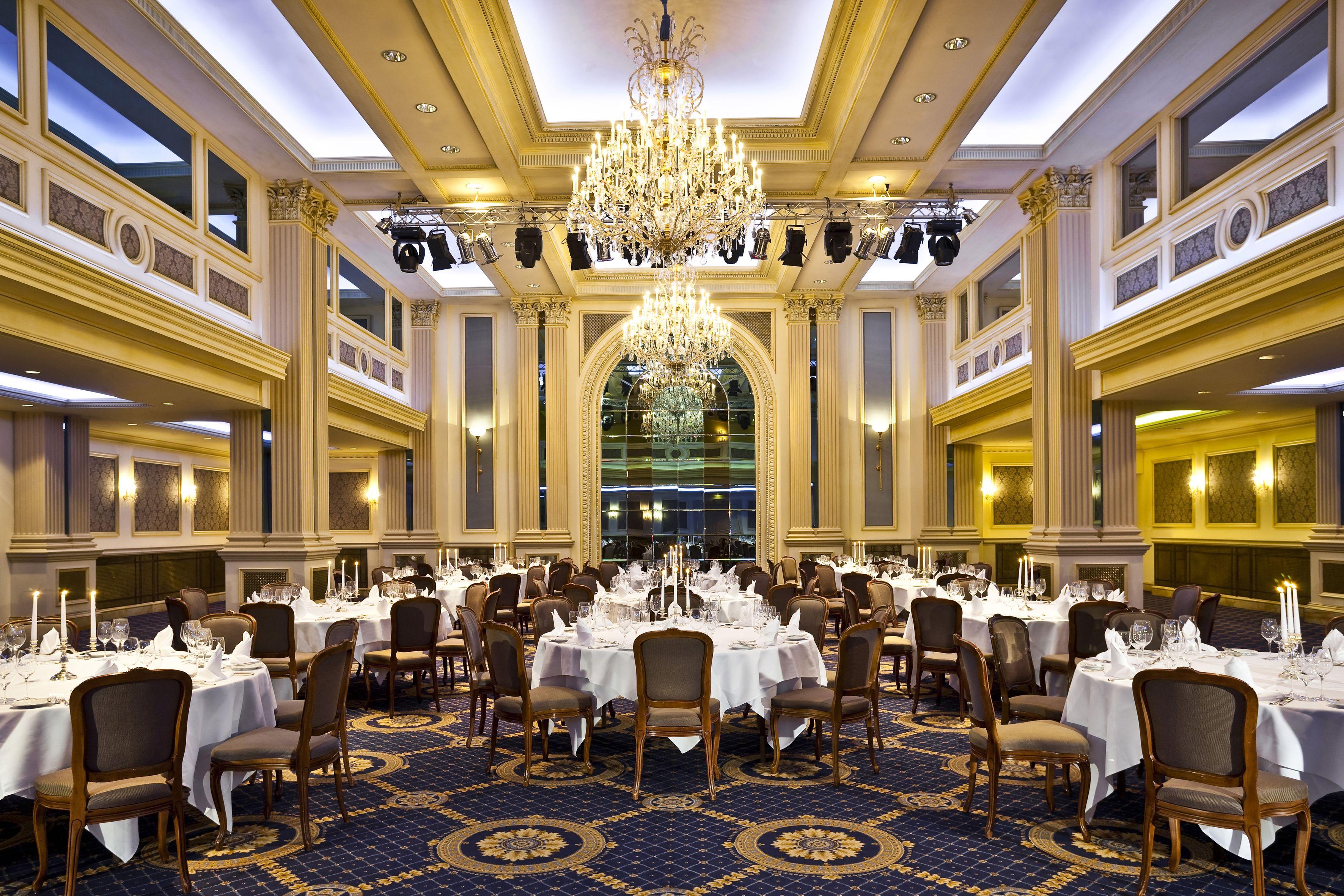 Grand Hotel Wien - Ballroom #luxpitality #grandhotelwien #