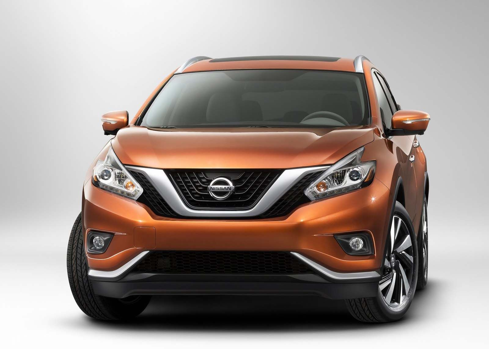 Cool All-New 2015 Nissan Murano