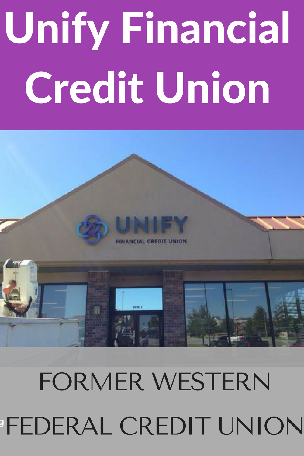 western federal credit union | credit unions | pinterest | union bank