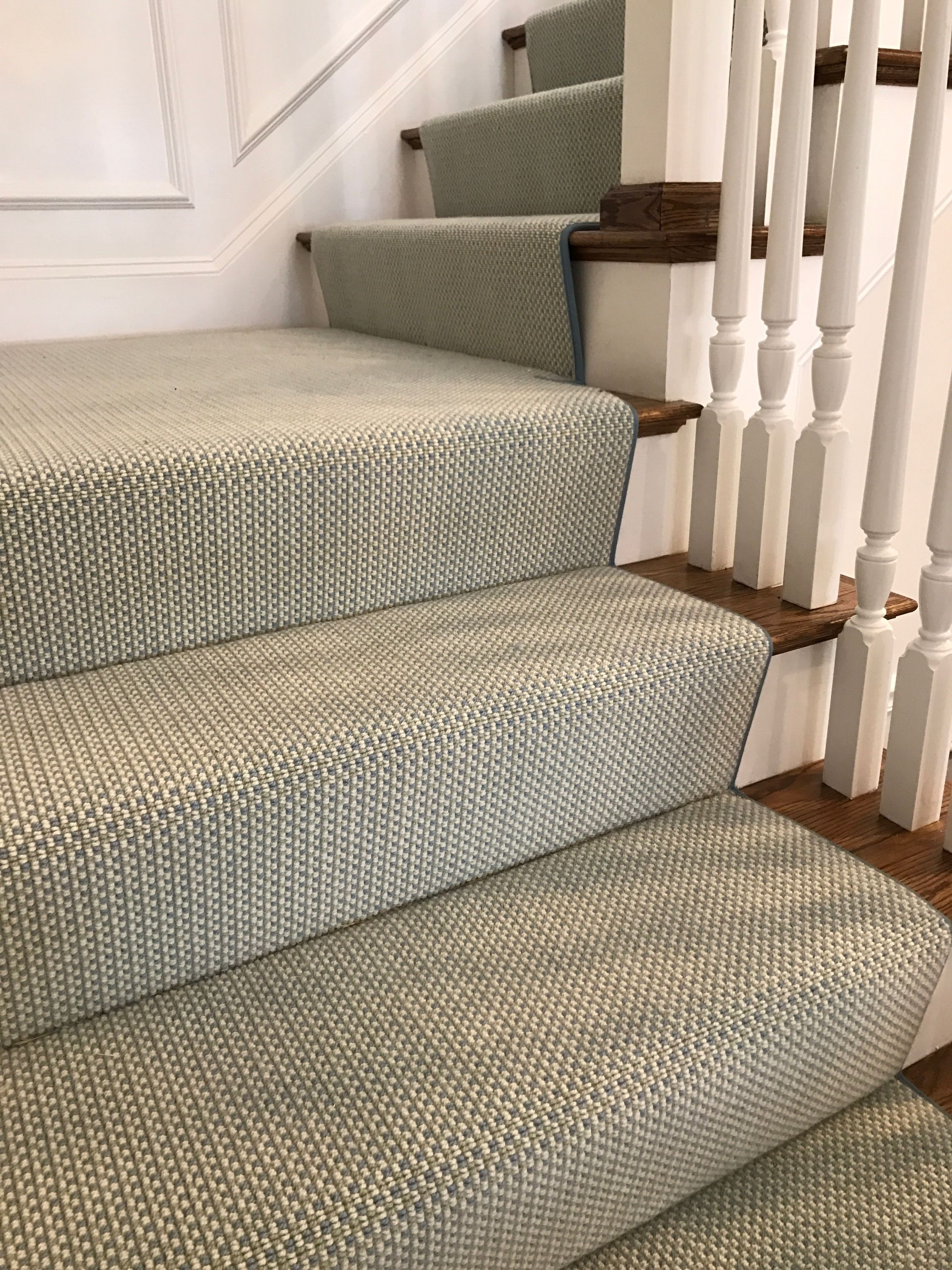 Pin By Innovative Flooring Design On Stair Runners With Pie Turns Landings Carpet Stairs Stair Runner Carpet Bedroom Carpet Colors