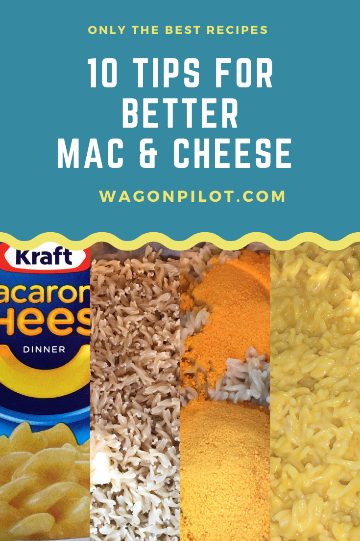 10 Ways How To Make Boxed Mac And Cheese Better In 2020 Boxed Mac And Cheese Mac And Cheese Box Recipe Mac And Cheese