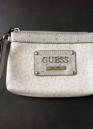 8249a2310035 Guess Proposal Monogram Wristlet Clutch