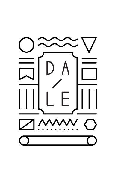 Self Identity Project by Tyler Dale, via Behance
