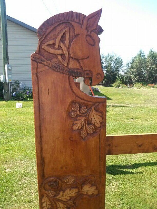 Bed posts sca beds carved pinterest