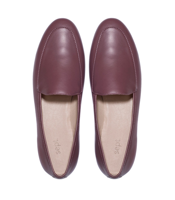 The Classic Loafer Blueberry Loafers Classic Shoes