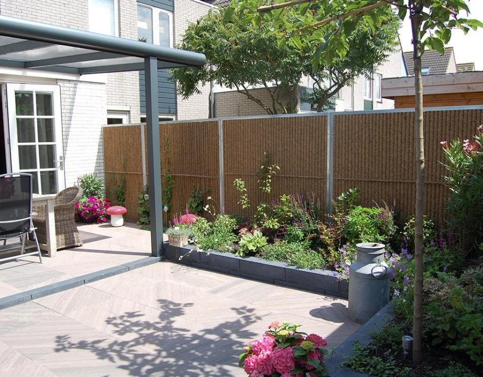 Image result for kleine stadstuin inrichten tuin waldeck for Kleine achtertuin inrichten