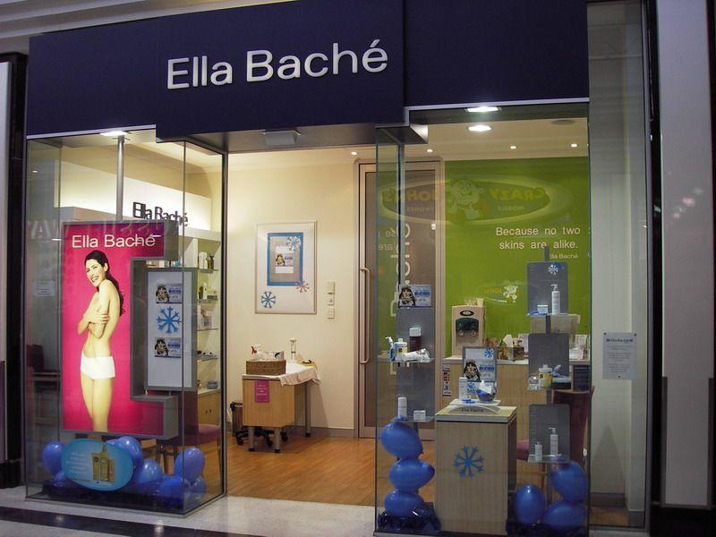 Ella Bache Whitford City  | Our Beautiful Salons | Locker