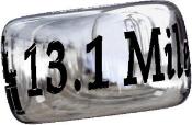1/2 marathon bead for my bracelet