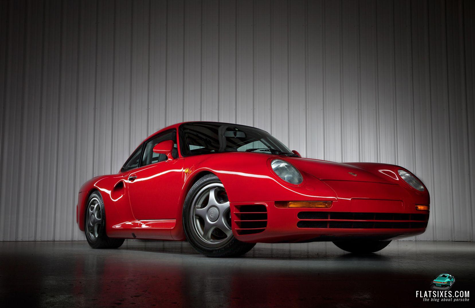 Gooding Showcases a Porsche 959 S for Sale
