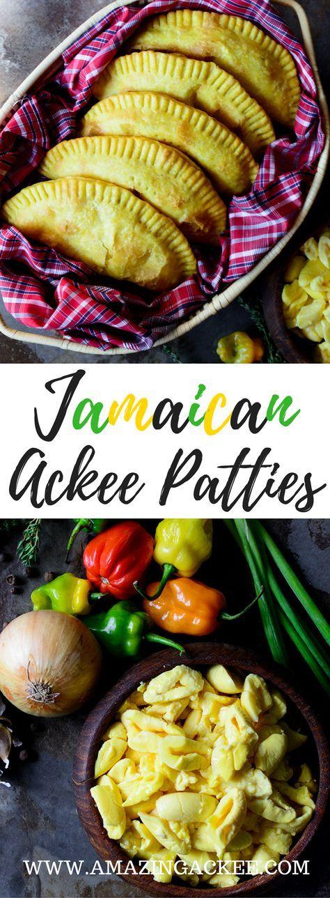 Vegan Jamaican Ackee Patties, flaky coconut oil crust