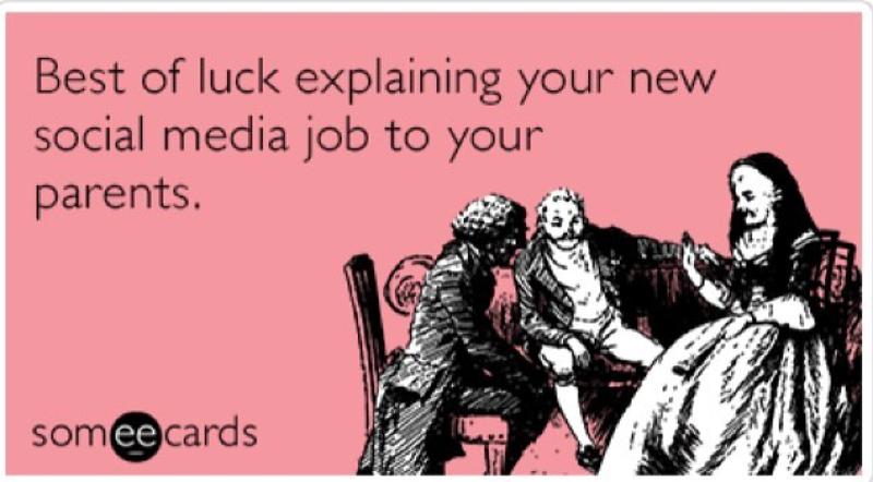20 Memes Every Social Media Manager Will Understand Felicia Mckinney Pulse Linkedin Social Media Jobs Social Media Humor Social Media Marketing Companies