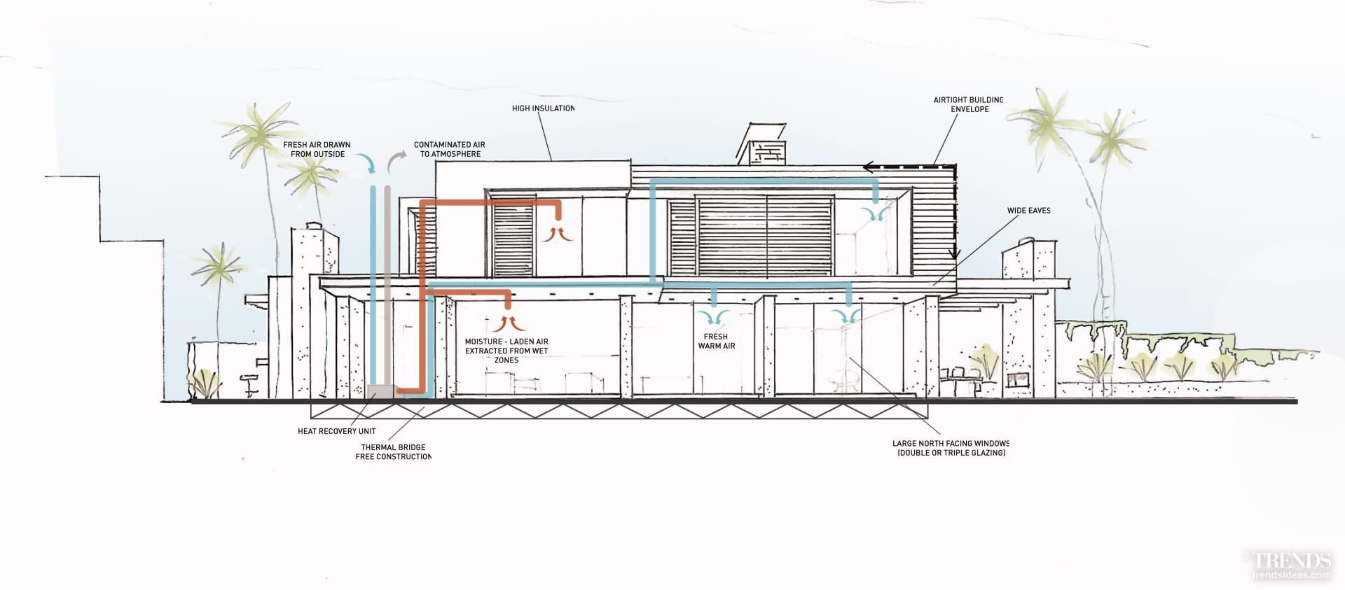 Airtight solution the first vertified passive house in