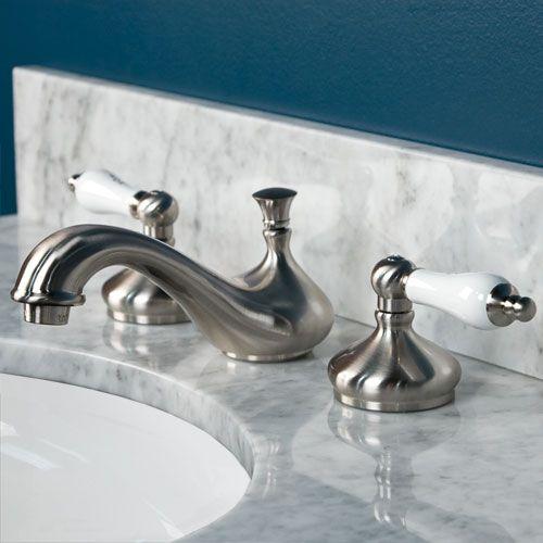 Teapot Widespread Bathroom Faucet Porcelain Lever Handles Widespread Bathroom Faucet Teapot