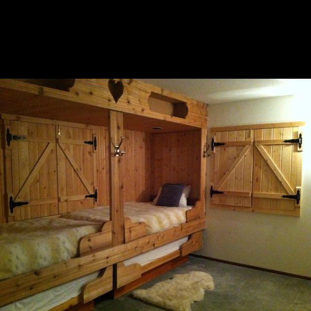 Kids Bedroom :) Love The Design!