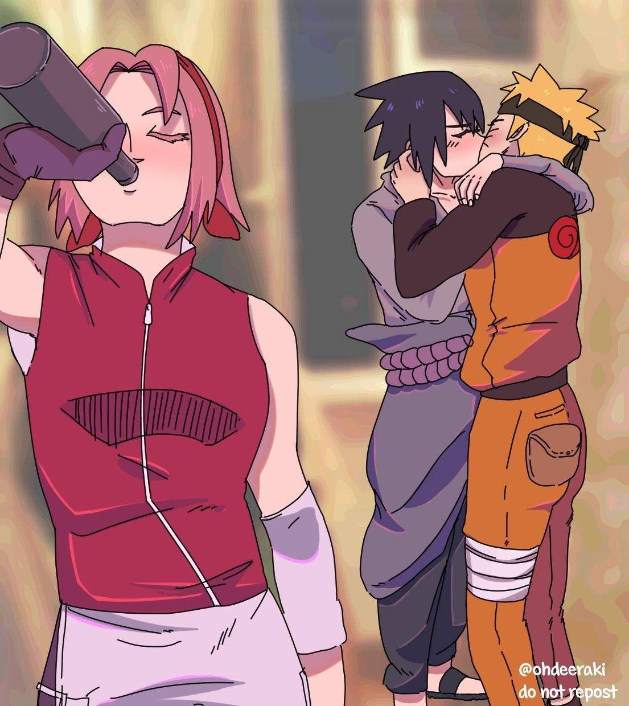 Photo of   Save & Follow   Naruto Uzumaki • Sasuke Uchiha • Sakura Haruno • NaruSasu • Naruto Shippuden