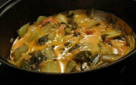 Bietole al curry