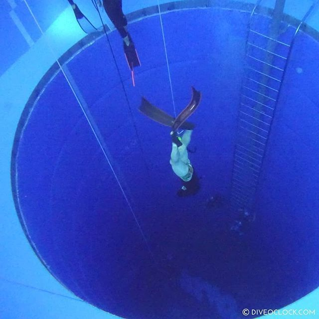 Diving to the deepest end of K26 Asia\u0027s deepest diving pool Free
