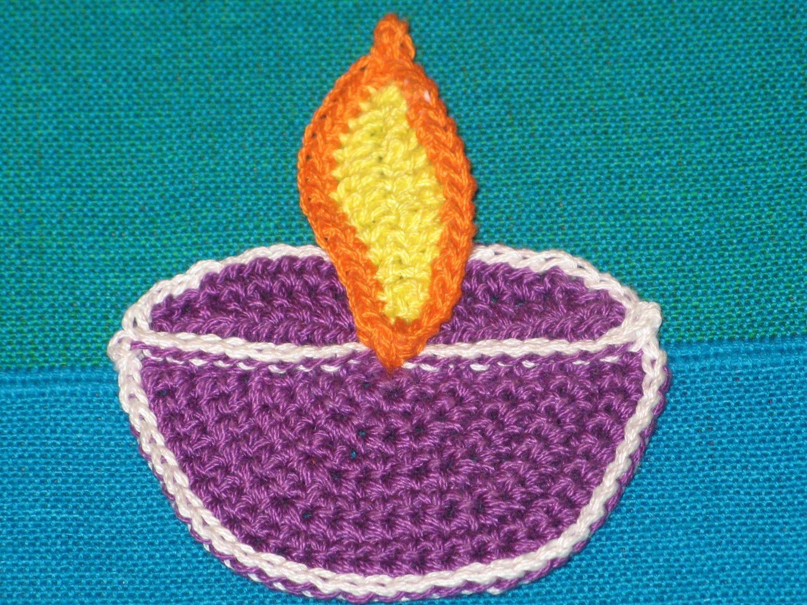 Crochet lamp for Diwali   Diwali   Pinterest