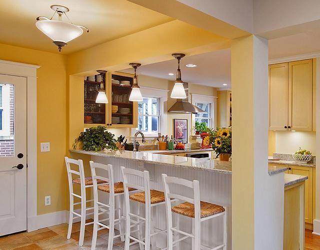 victorian - Modern Victorian Kitchen Design