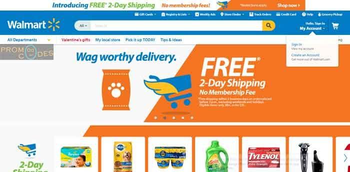 Walmart Promo Codes April 2017 Walmart Coupon Online Shopping