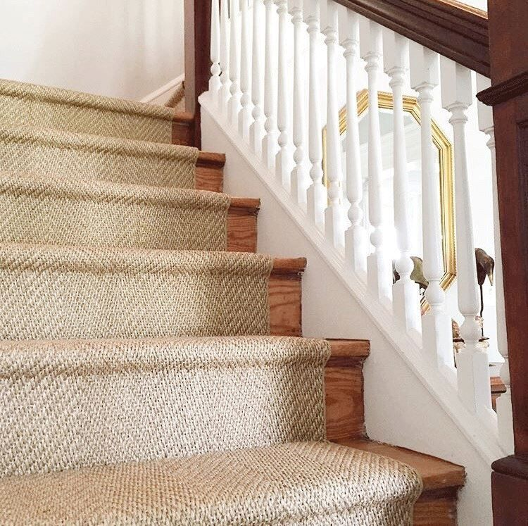 Best Beautiful Custom Sisal Stair Runner The Perfect 400 x 300