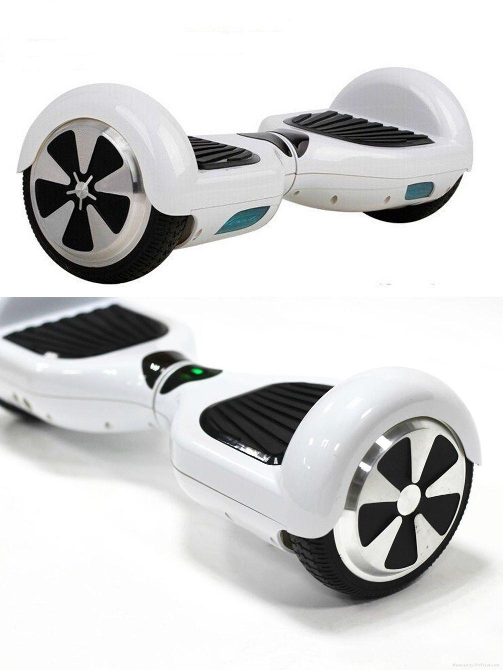 Dual 2 Wheel Segway Self Balance Electric Scooter