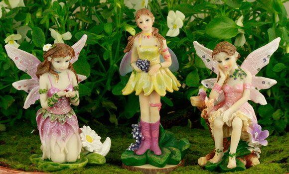 Accessories Miniature Dollhouse FAIRY GARDEN Walnut Perch