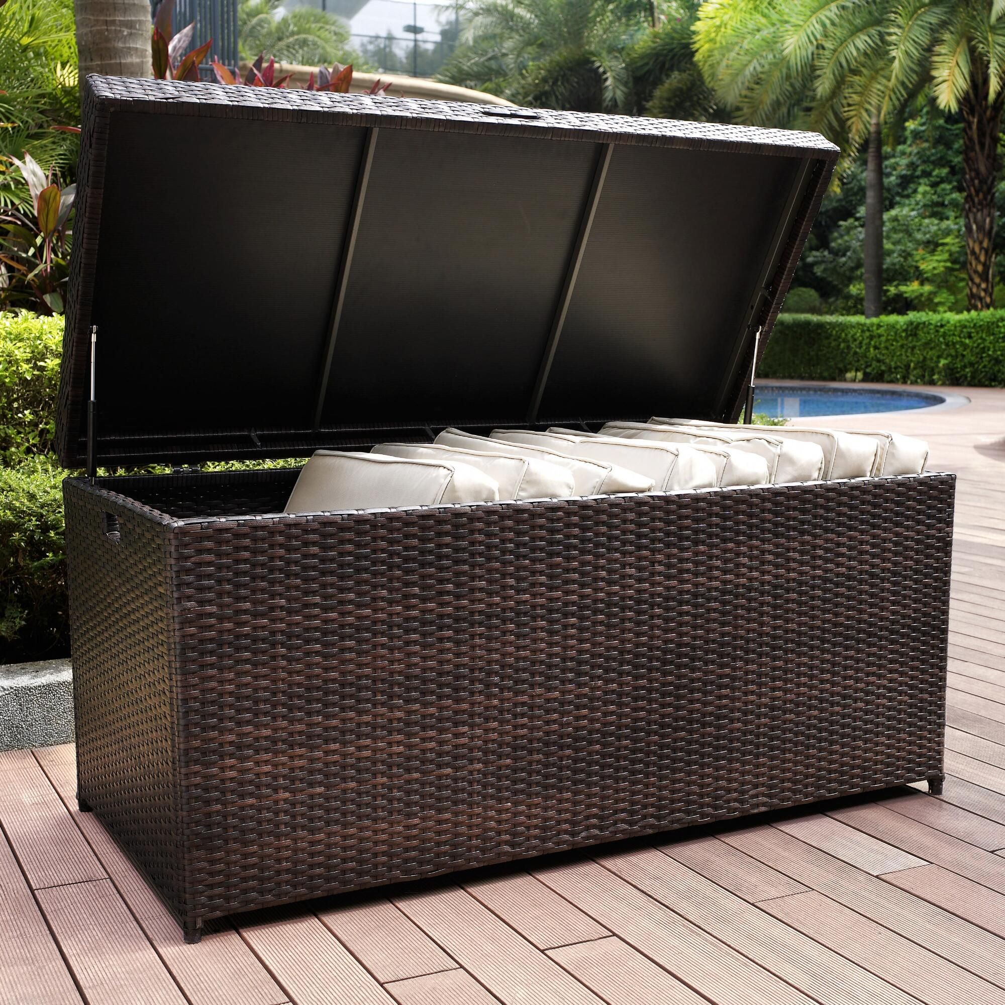 Pinamar Storage Chest Patio Storage Outdoor Storage Bin