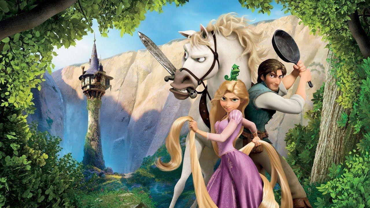 فيلم ربانزل كامل مدبلج عربي L افلام كرتون ديزني 2020 Youtube Tangled Wallpaper Most Popular Disney Movies Tangled Pictures